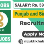 Punjab and Sind Bank Recruitment 2019